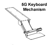5G Keyboard Mechanism