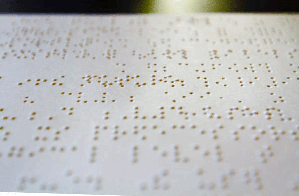 Better Braille dot