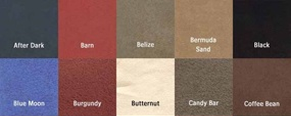 ErgoQuest Cushion Cover Colour options