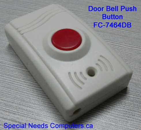 Door Bell Push Button