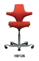 Flat Seat with Back - H8126