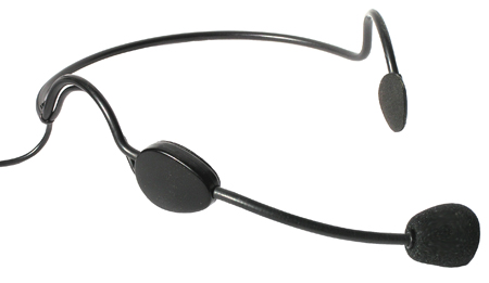 HM-100: Multi-purpose headset microphone