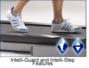Intelli-Guard and Intelli-Step Features
