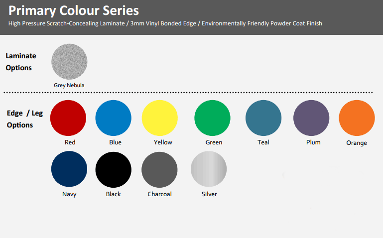 primary colour series