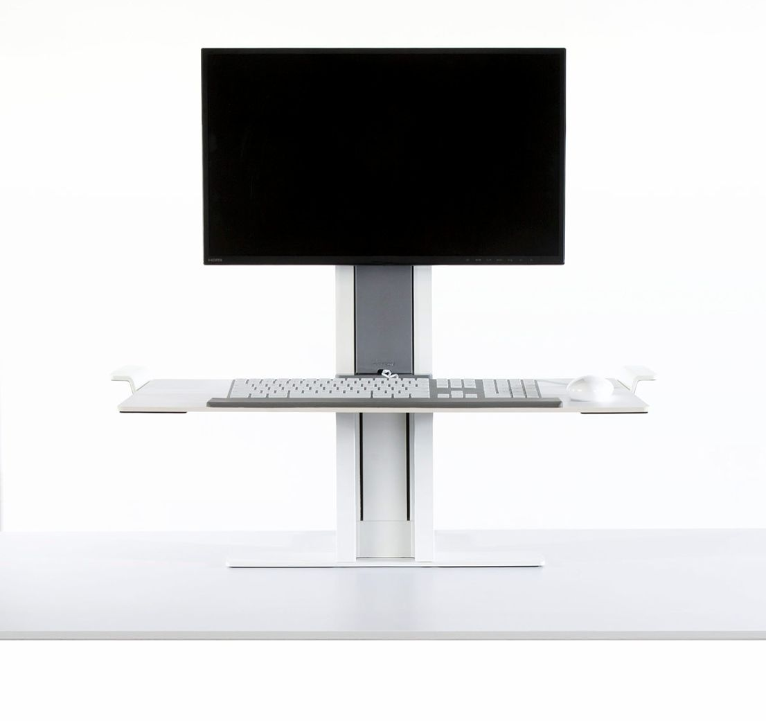 Quickstand on desk