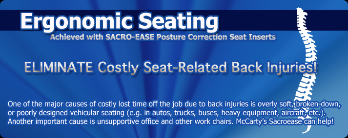 Sacro-Ease Ergonomics