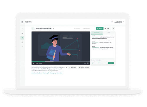 Swivl view and collaborate