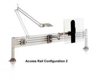 Humanscale Access Rail