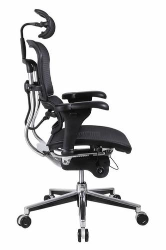 Ergohuman Chair Me7erg High Back With Headrest And Mesh