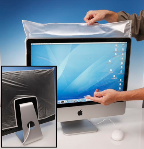 Anti Microbial Monitor Covers