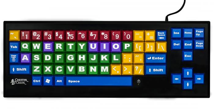 Myboard Uc Large Key Keyboard
