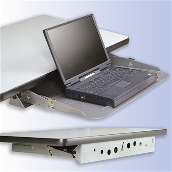 Surelock Notebook Security Lockable Laptop Drawer With