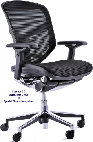 Concept 2 0 Ergonomic Chair
