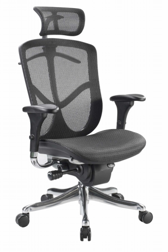 fuzion mesh office chair