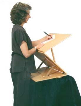 Adjustable Desktop Slant Boards