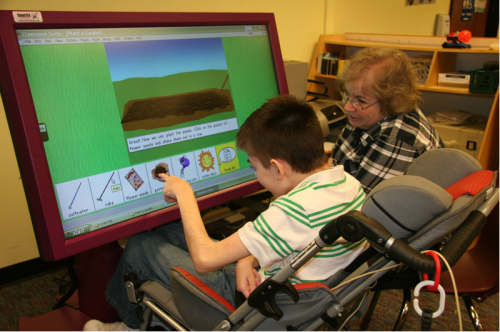 Tapit Intended Touch Interactive Learning Station