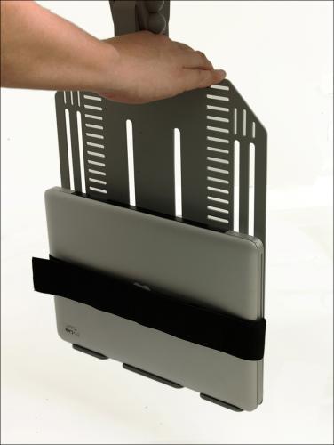 Dock Amp Hide Under Desk Laptop Holder