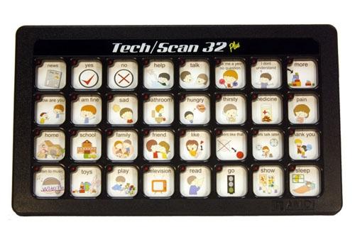 Tech Scan 32 Plus Tscan32plus
