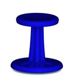Kore Kids Wobble Chair Blue