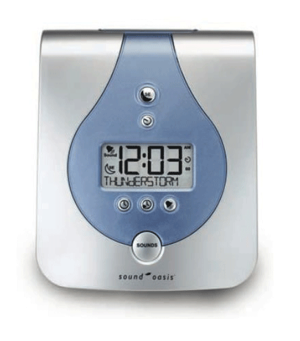 Sleep Sound Therapy System S 650 02