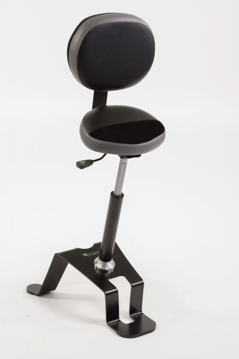 Ta 300 Industrial Sit Stand Stool Chair