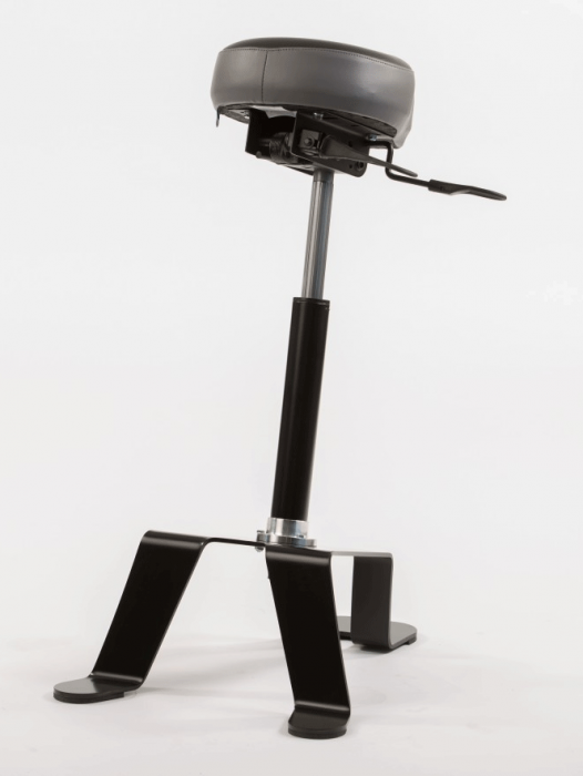 Ta 180 Welding Sit Stand Industrial Stool Chair