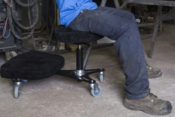 Flex Welding Ergo Stool
