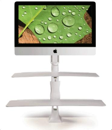 S2S IMac Retina Sit Stand Workstation