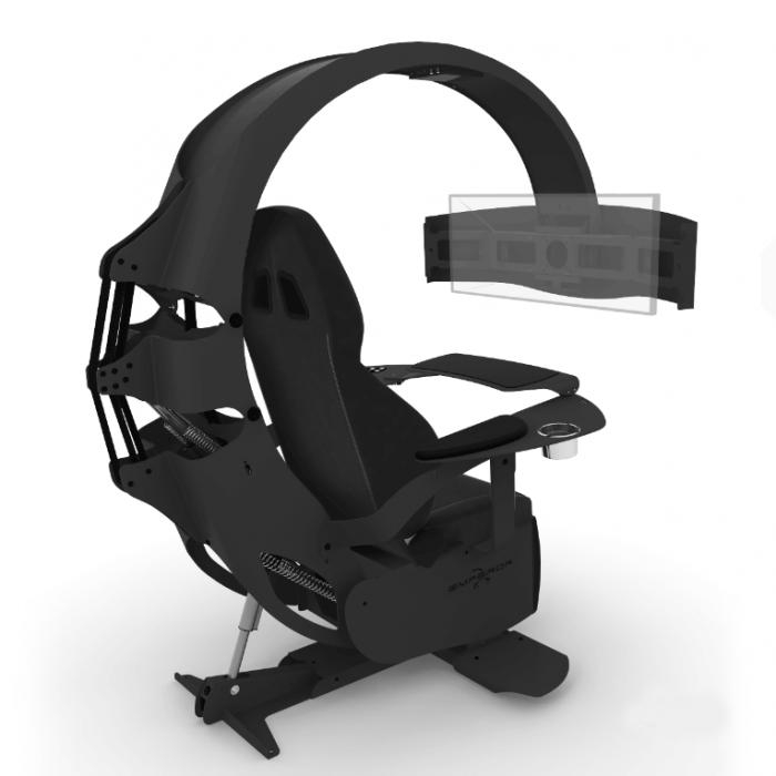 Emperor Gaming Chair >> Emperor Workstation