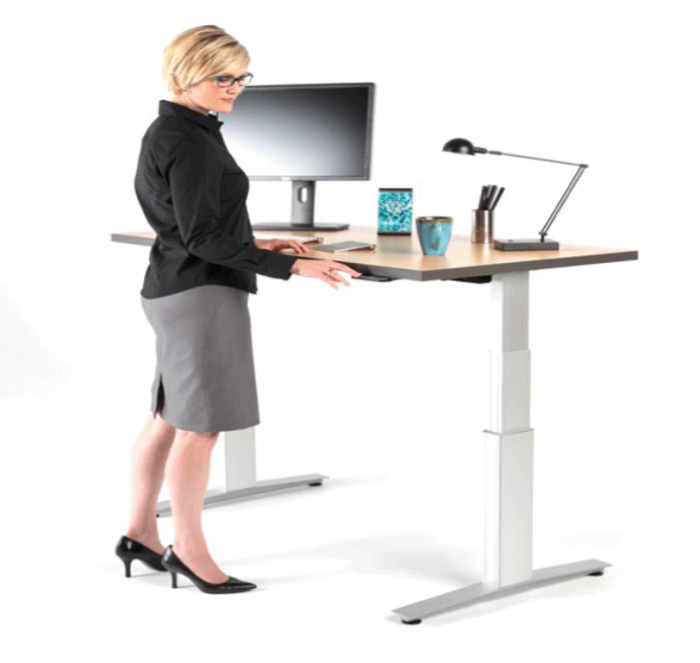 S2s Single Stage Sit Stand Desk