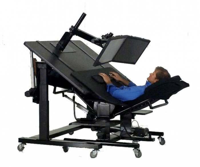 Zero Gravity Workstation 1a