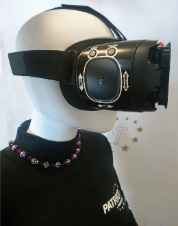Viewpoint Wearable Magnifier With Speech