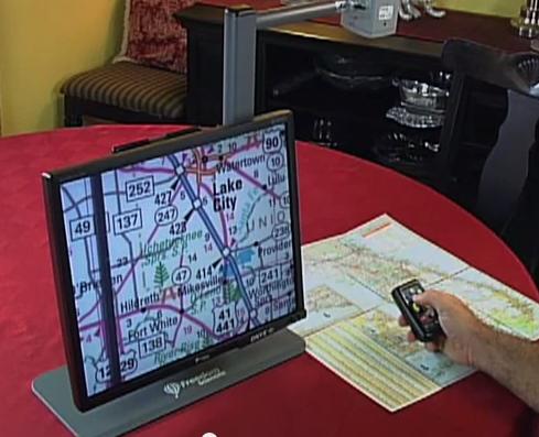 Onyx Hd 22 Quot Portable Desktop Video Magnifier