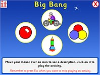 Big Bang - Cause and Effect Activities