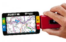 RUBY Handheld Video Magnifier