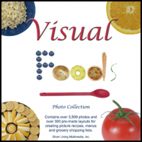 Visual Foods Photo Collection Software