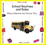 School Routines and Rules - (ages 4 to 8 years)