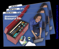 Attainment Resource Files - Money, Life, Social Skills