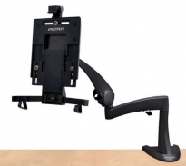 Ergotron Neo-Flex Desk Mount Tablet Arm