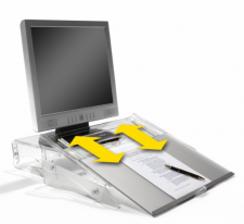 FlexDesk 640 - Document Holder and Writing Slope
