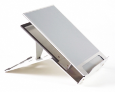 Ergo-Q 260 - Portable, Aluminium Design Notebook Stand