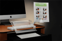 MemoScape Plus Document Holder - VUR2080