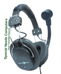 Chester Creek Headset with Mic - USB