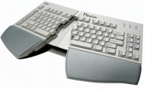 Kensis Maxim Split Keyboard - KB210USB