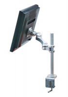 SightLine - Single Panel, Single Arm  Monitor Arm