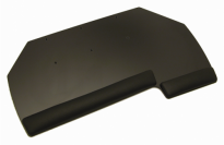 Enhanced Diagonal Keyboard Platform Tray