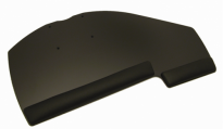 Enhanced Radius keyboard Tray