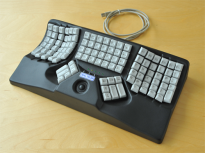 MALTRON L90 DUAL HAND FULLY ERGONOMIC (3D) KEYBOARD