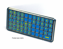 FAB (Frenchay Alphabet Board) Keyboards