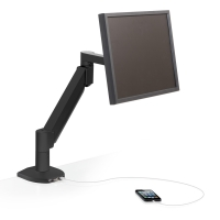 Deluxe Monitor Arm with Integrated USB Hub - 7500-Busby
